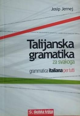 Jernej-Talijanska gramatika za svakoga