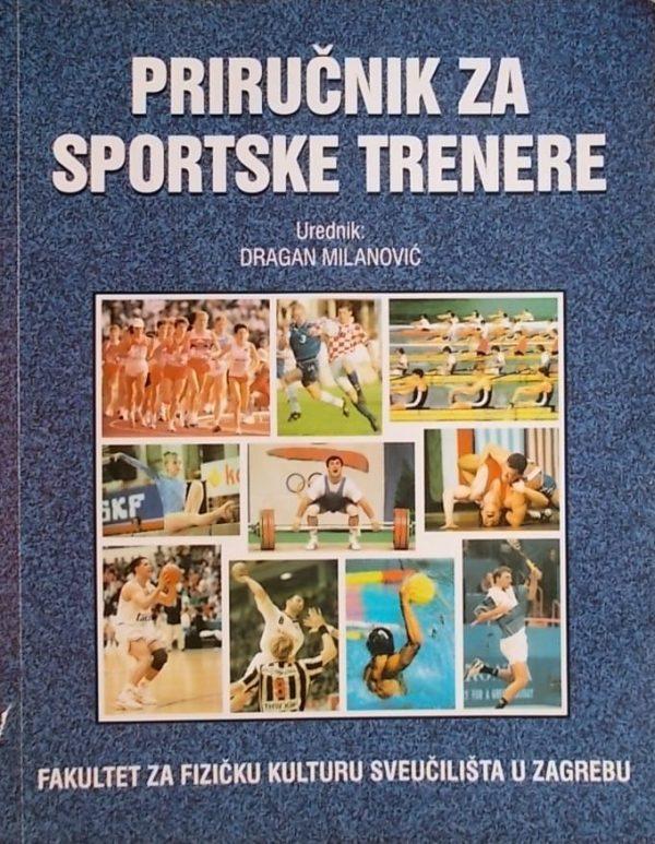 Milanović-Priručnik za sportske trenere