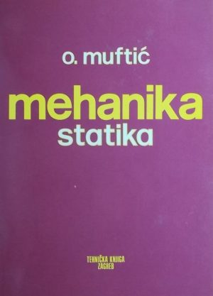 Muftić-Mehanika statika