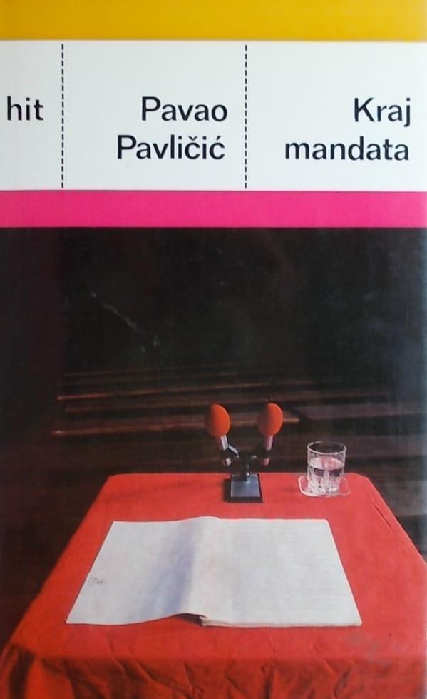 Pavličić: Kraj mandata