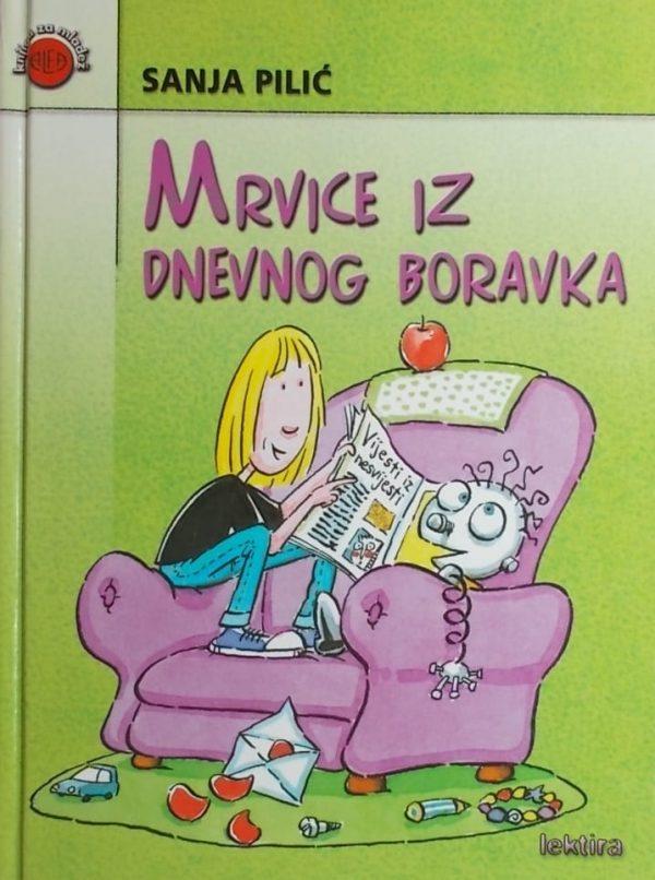 Pilić-Mrvice iz dnevnog boravka