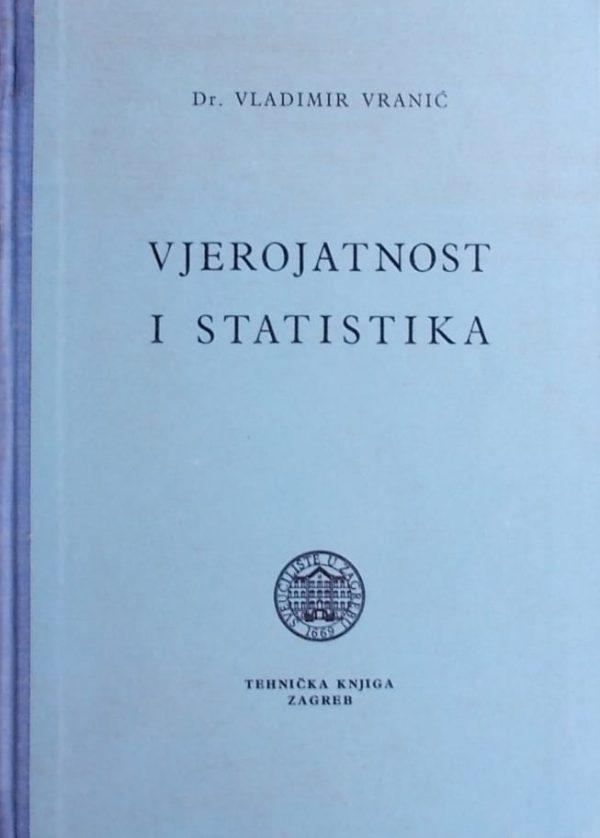 Vranić: Vjerojatnost i statistika