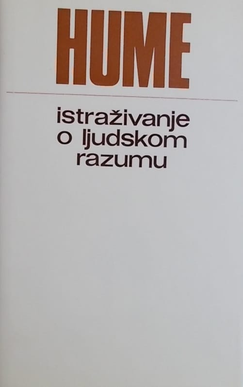 Hume-Istraživanje o ljudskom razumu