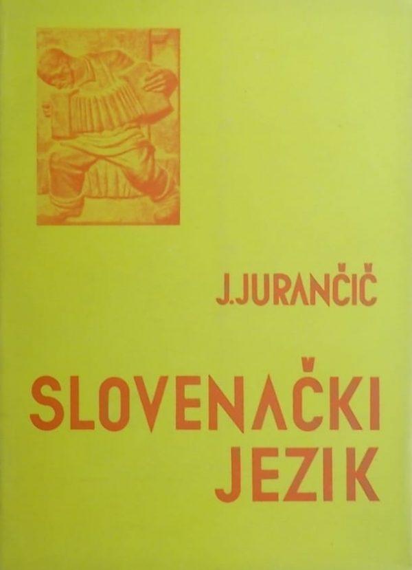 Jurančič: Slovenački jezik