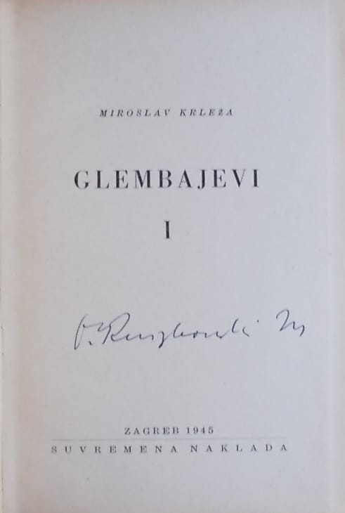 Krleža-Glembajevi