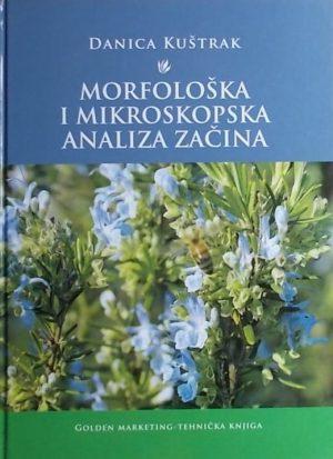 Kuštrak-Morfološka i mikroskopska analiza začina