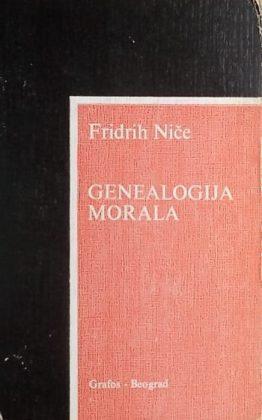 Niče-Genealogija morala