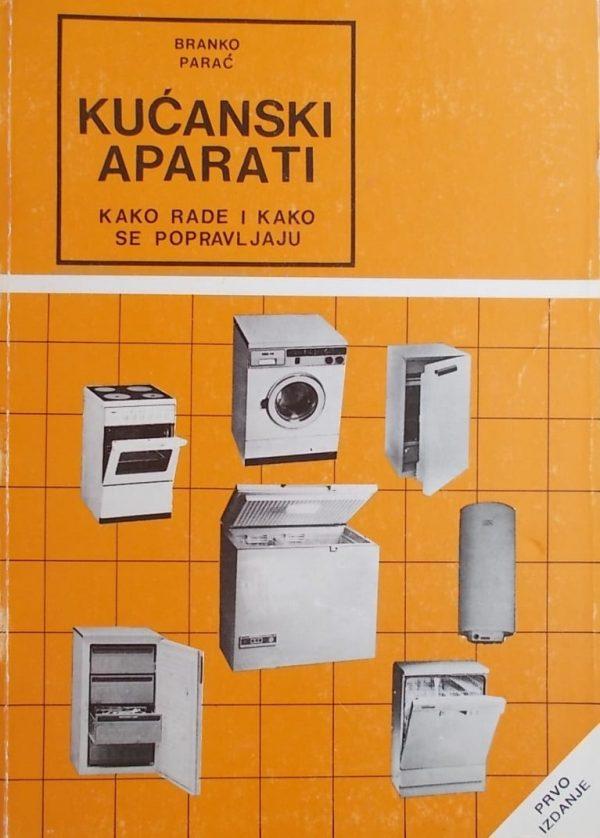 Parać: Kućanski aparati