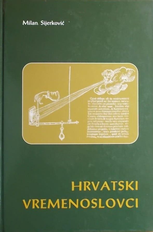Sijerković: Hrvatski vremenoslovci