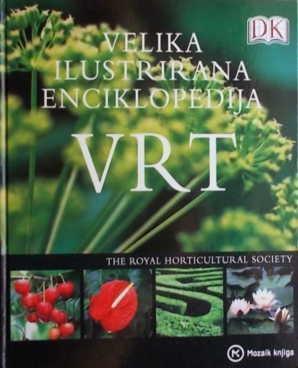 Velika ilustrirana enciklopedija Vrt