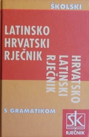 Bekavac Basić-Latinsko hrvatski rječnik