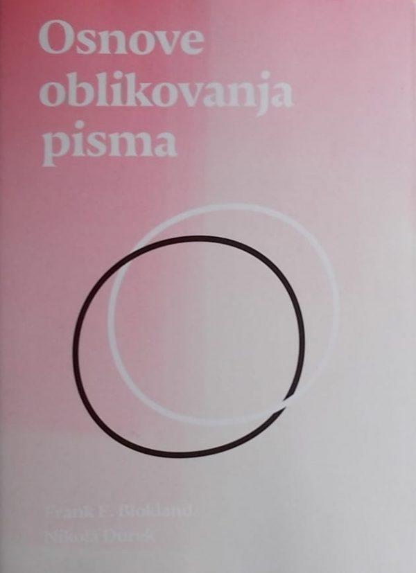 Blokland-Osnove oblikovanja pisma