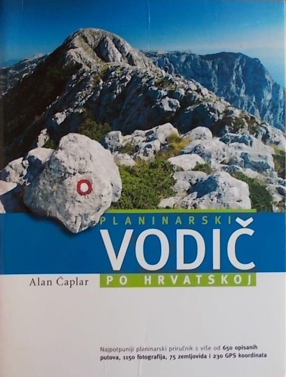 Čaplar-Planinarski vodič po Hrvatskoj