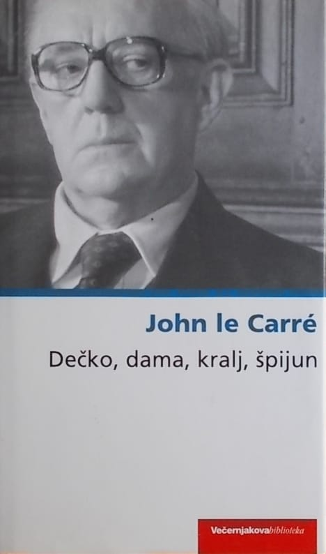 le Carre: Dečko, dama, kralj, špijun