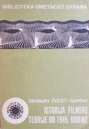 Čečot-Gavrak-istorija filmske teorije od 1945 godine