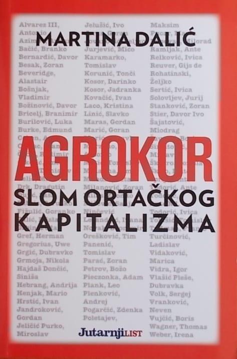 Dalić: Agrokor: Slom ortačkog kapitalizma