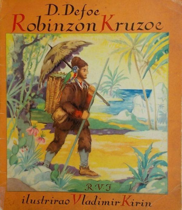 Defoe-Robinzon Kruzoe