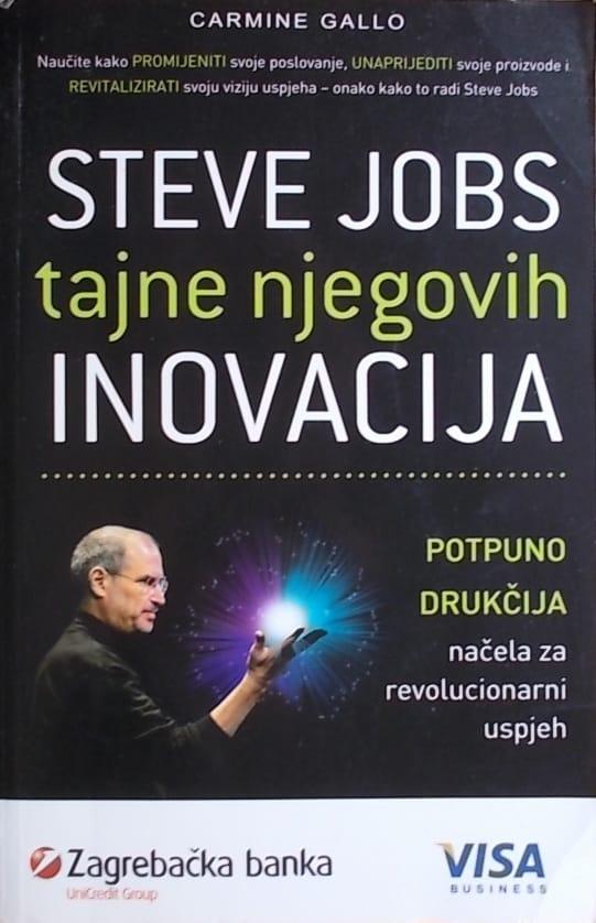 Gallo: Steve Jobs: tajne njegovih inovacija