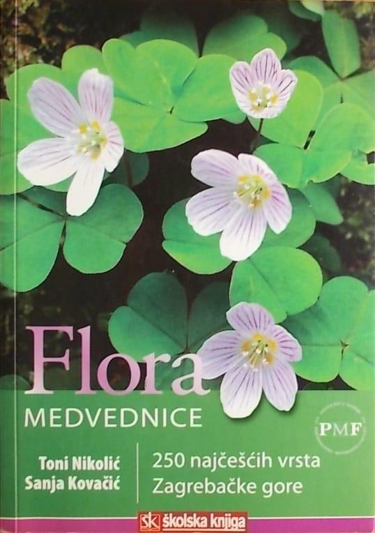 Nikolić, Kovačić: Flora Medvednice
