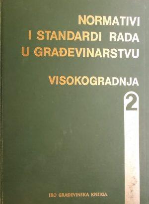 Normativi i standardi rada u građevinstvu 2