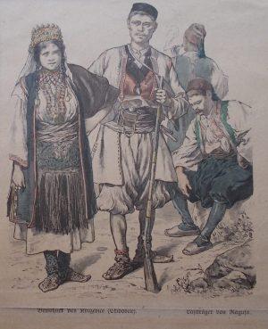 zur geschichte der kostüme (1)