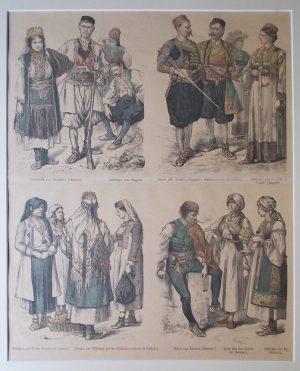 Zur Geschichte der Kostüme