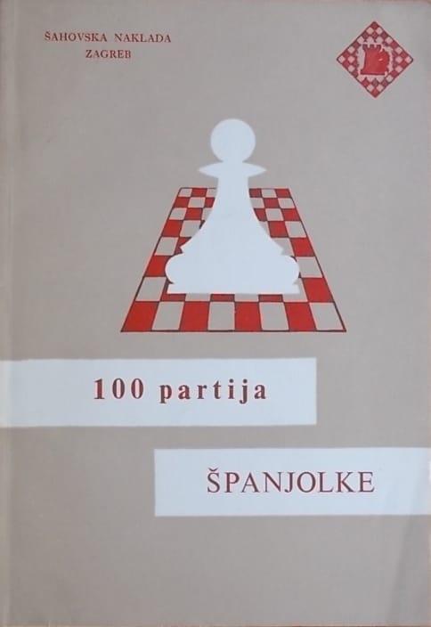Petek: 100 partija Španjolke