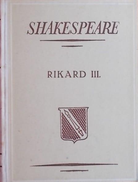 Shakespeare-Rikard 3