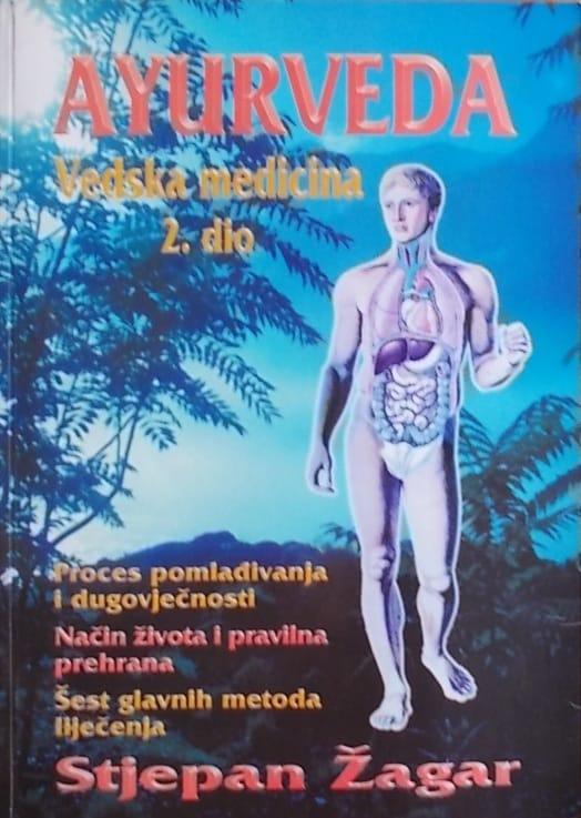 Žagar: Ayurveda: vedska medicina