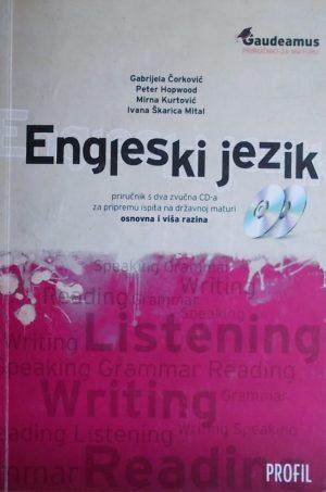Čorković-Engleski jezik