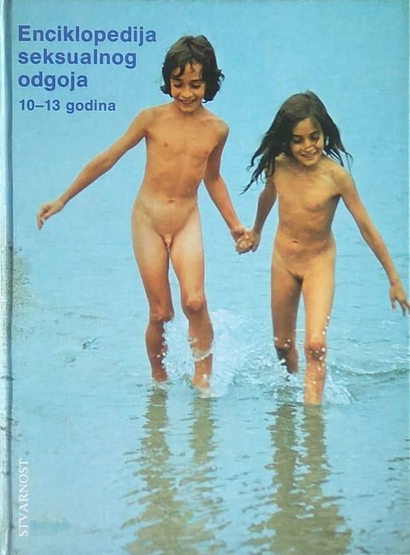 Enciklopedija seksualnog odgoja 10-13 godina