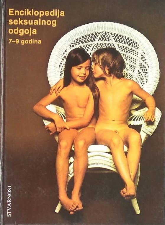 Enciklopedija seksualnog odgoja 7-9 godina