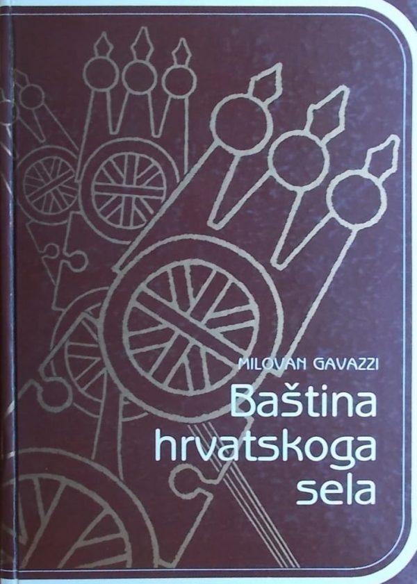 Gavazzi-Baština hrvatskog sela