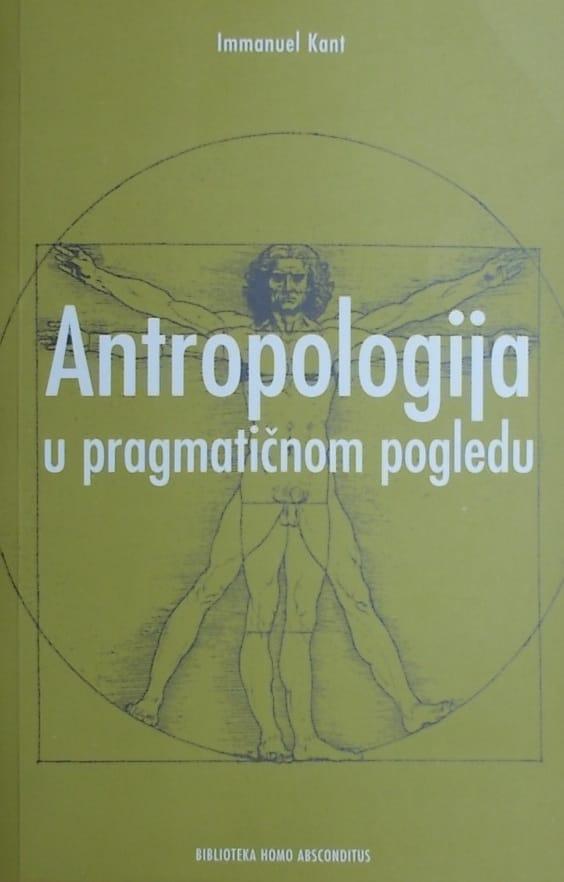 Kant-Antropologija u pragmatičnom pogledu