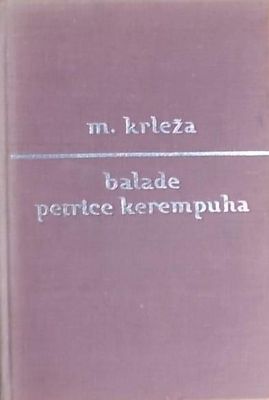 Krleža-Balade Petrice Kerempuha