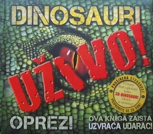 Mash-Dinosauri uživo