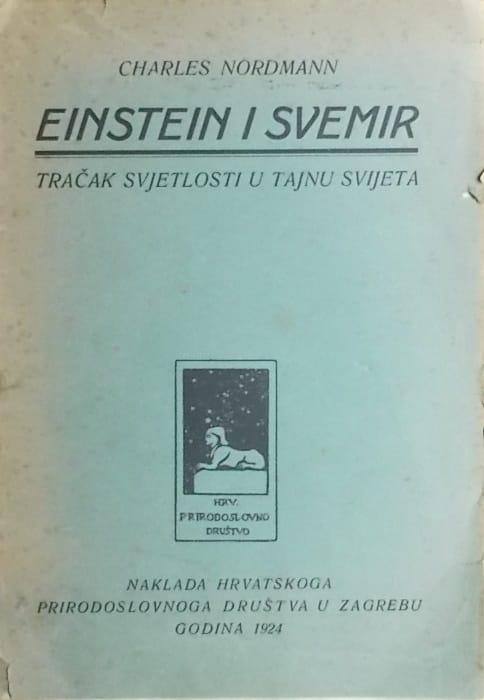 Nordmann: Einstein i svemir