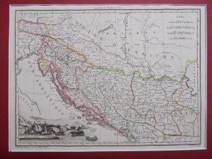 Provinces Illyriennes Servie et Bosnie