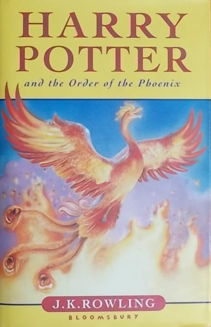 Rowling-Harry Potter and the Order of the Phoenix