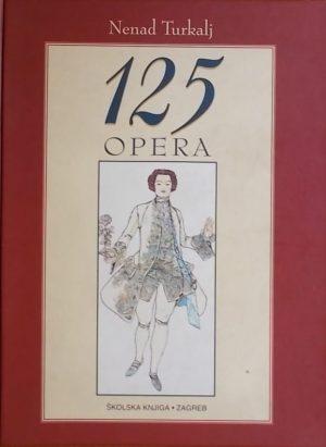 Turkalj: 125 opera