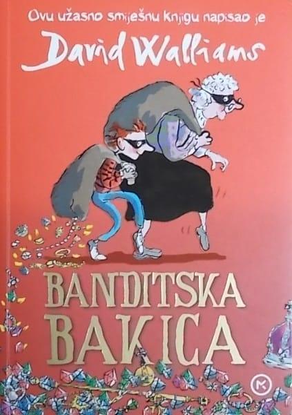 Walliams: Banditska bakica