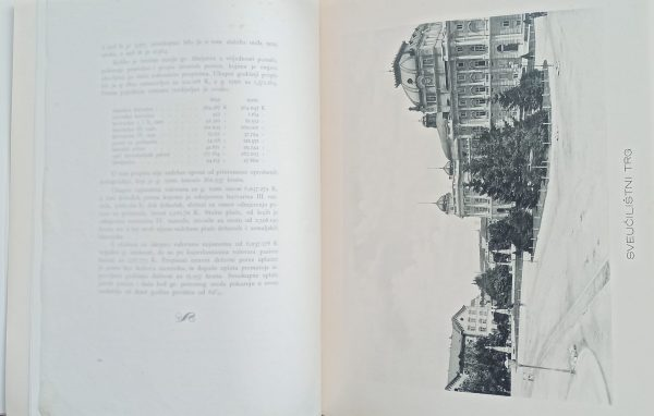 Zagreb od godine 1892. do godine 1902. (2)