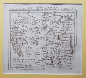 Carta della Croazia