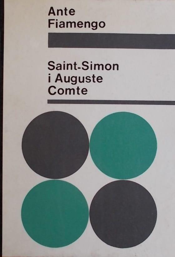 Fiamengo-Saint Simon i Auguste Comte