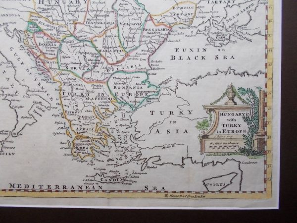 Hungary with Turky in Europe (1)