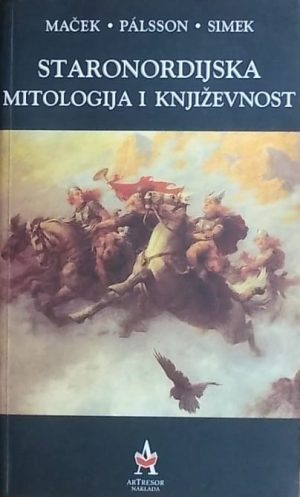 Maček, Palsson, Simek: Staronordijska mitologija i književnost