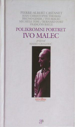 Polikromni portret Ivo Malec