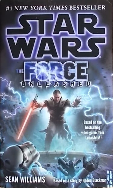 williams-star wars the force unleashed
