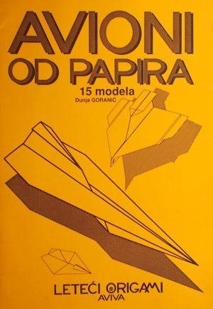 Avioni od papira