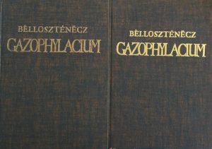 Bellosztenecz: Gazophylacium 1-2